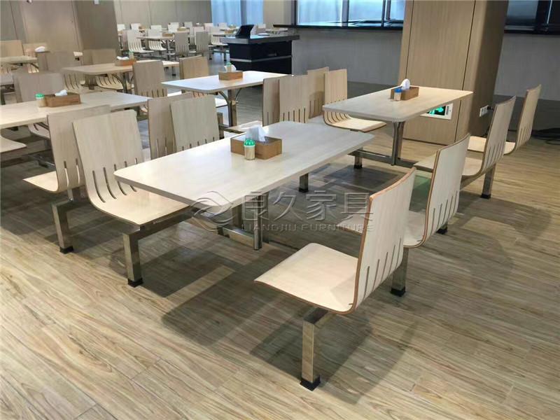 Hong Kong company canteen furniture project
