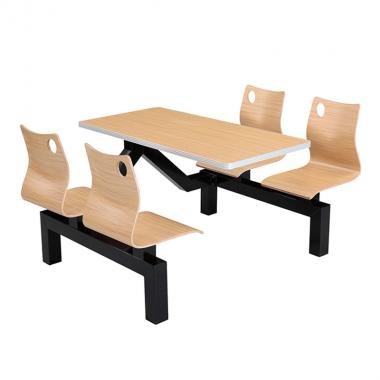 Company cafeteria tables and chairs