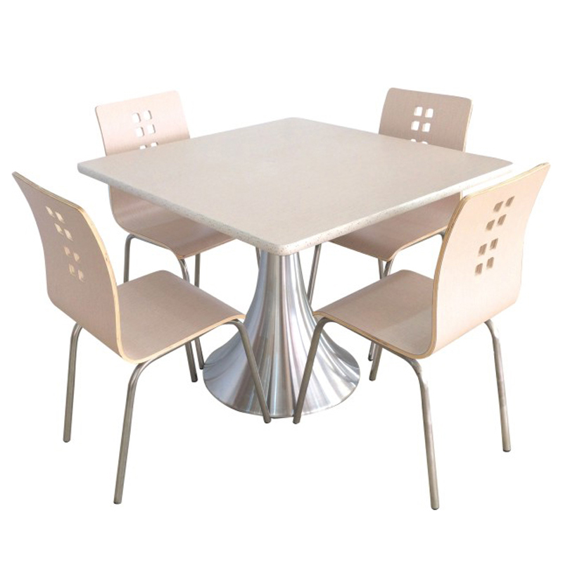 Refractory round table