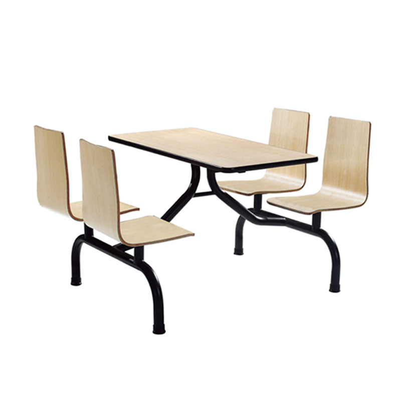 School cafeteria tables and chairs