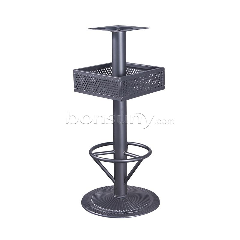 Bar table base