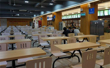 Singapore canteen furniture project case