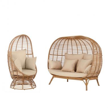 Rattan outdoor leisure furniture