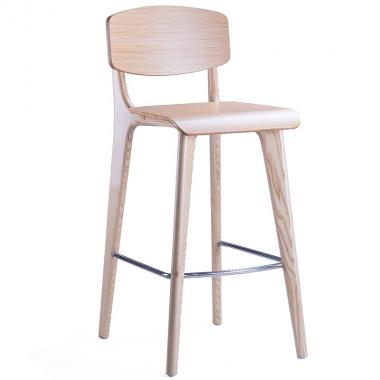 Fraxinus mandshurica wood high chair
