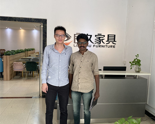 Welcome Indian customers to visit our factories and showrooms in China
